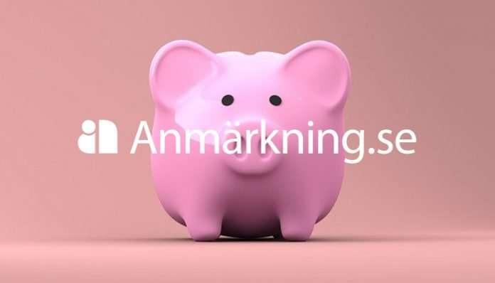 Anmärkning.se lån med betalningsanmärkning