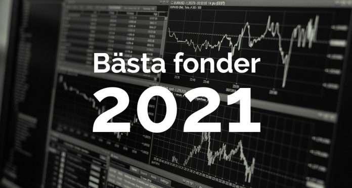Bästa fonder 2021